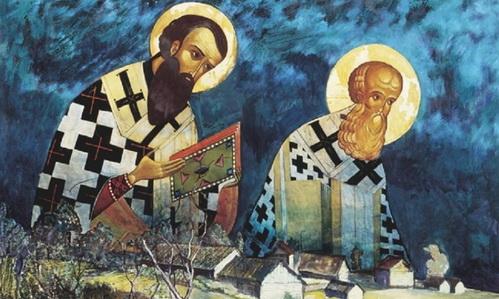 Отцы Церкви. Andrei Fedorov, 1990